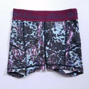 Lululemon What The Sport Short Floral Tranquil 2